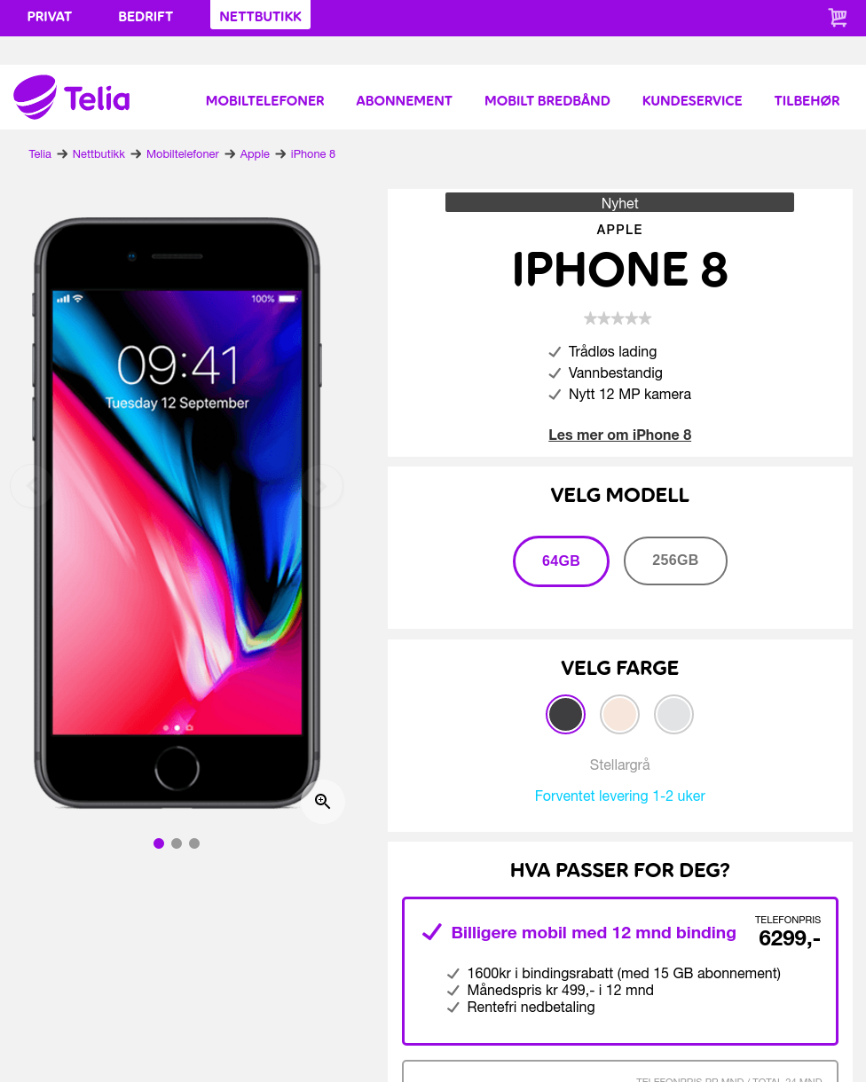 Case study of SSR with React in a large e-commerce app | blog