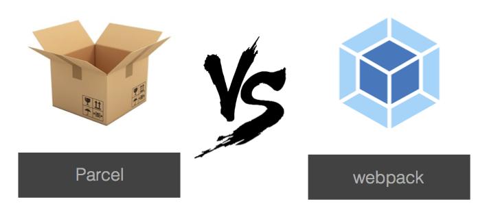 parcel webpack